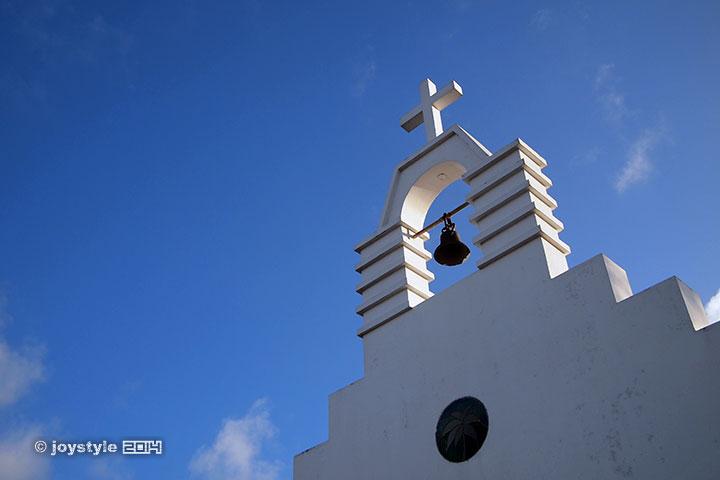 塞班岛 马里亚纳海滨教堂