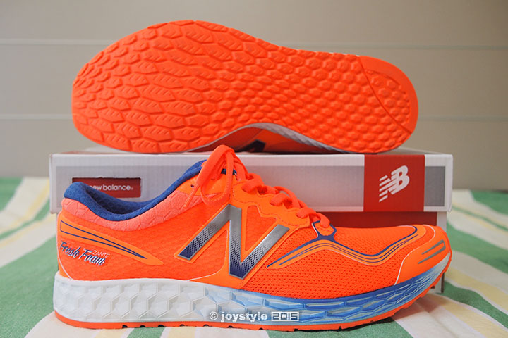 New Balance Fresh Foam Zante M1980BO