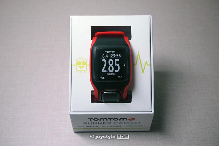 TomTom Runner Cardio GPS运动手表