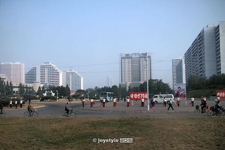 朝鲜 平壤