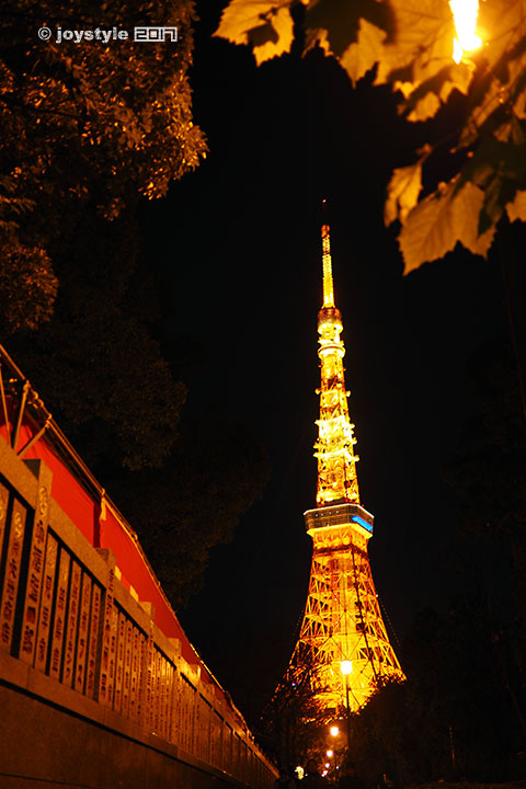 2016年12月31日摄于日本东京增上寺
