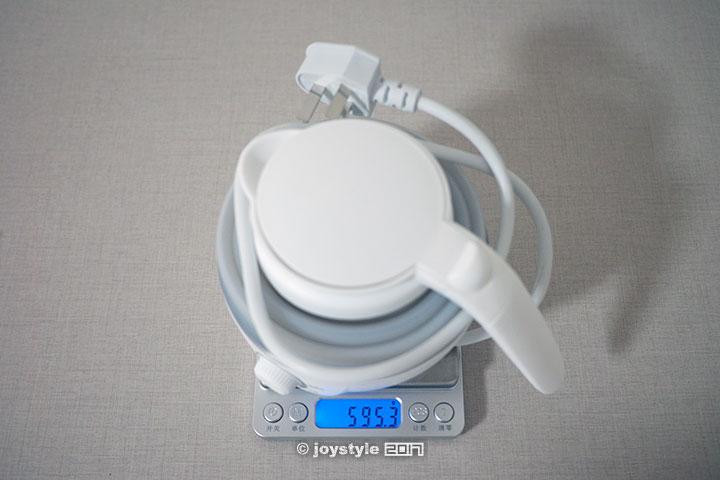 旅行折叠电热水壶