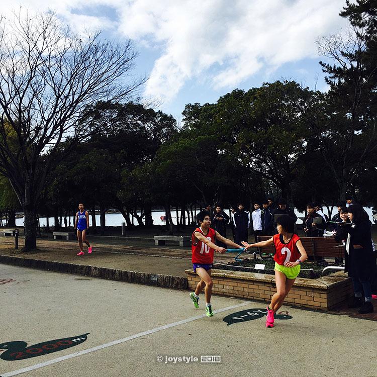 2017年12月30日摄于日本福冈大濠公园